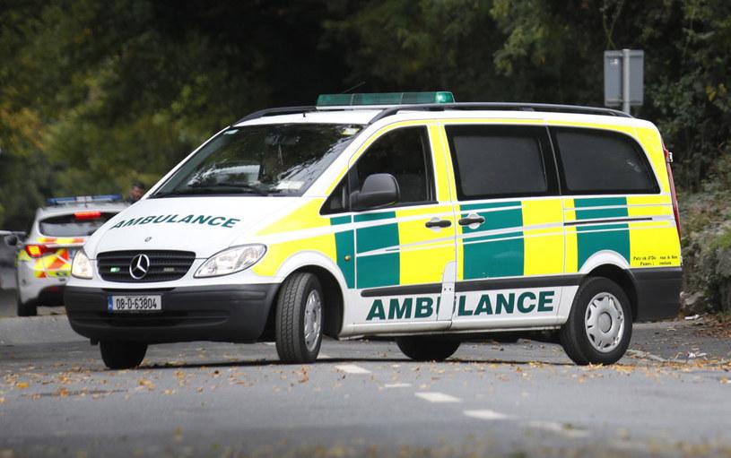 Zabójstwo Polaka  w Irlandii (zdjęcie ilustracyjne) /AFP