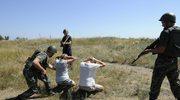 Zaborowski: Scenariusz krymski na wschodzie Ukrainy