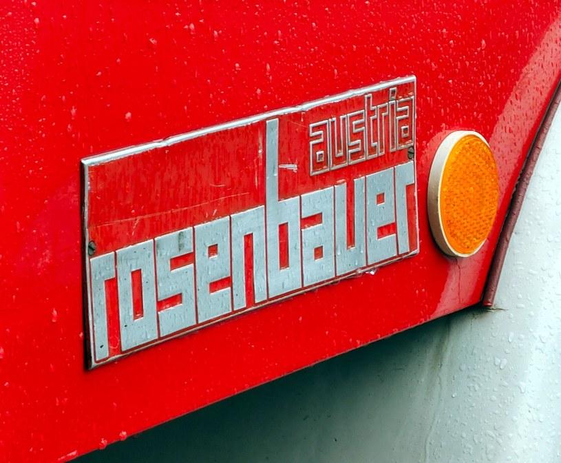 Zabudowę specjalistyczną w tym przypadku wykonała austriacka firma Rosenbauer, /zdj. zbiory Muzeum Ratownictwa /materiały prasowe