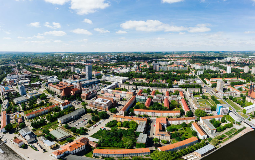 Zabytkowa architektura, bliskość Odry i mnóstwo zieleni - Frankfurt to naprawdę przyjazne miejsce do życia /123RF/PICSEL