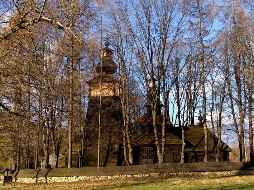 Zabytkowa cerkiew w Powroźniku/fot. P. Drozdzik /123/RF PICSEL