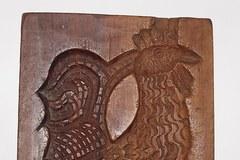 Zabytkowe formy do pierników z Muzeum Sprzętu Gospodarstwa Domowego w Ziębicach