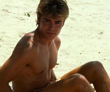 Zac Efron: Aktor bez koszulki