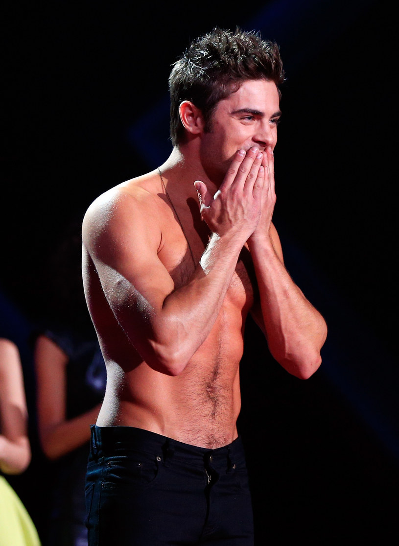 Zac Efron /Christopher Polk /Getty Images