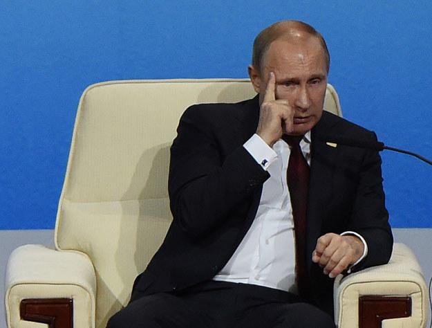 Zachód nie rozumie Władimira Putina fot. Wang Zhao /AFP