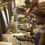 Zachodnia Afryka bez internetu
