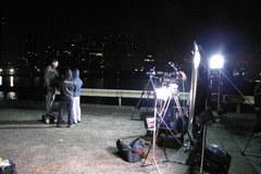 Zachodnie telewizje relacjonują wydarzenia z Japonii