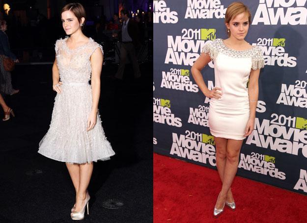 Zachwycająca Emma Watson /Getty Images/Flash Press Media