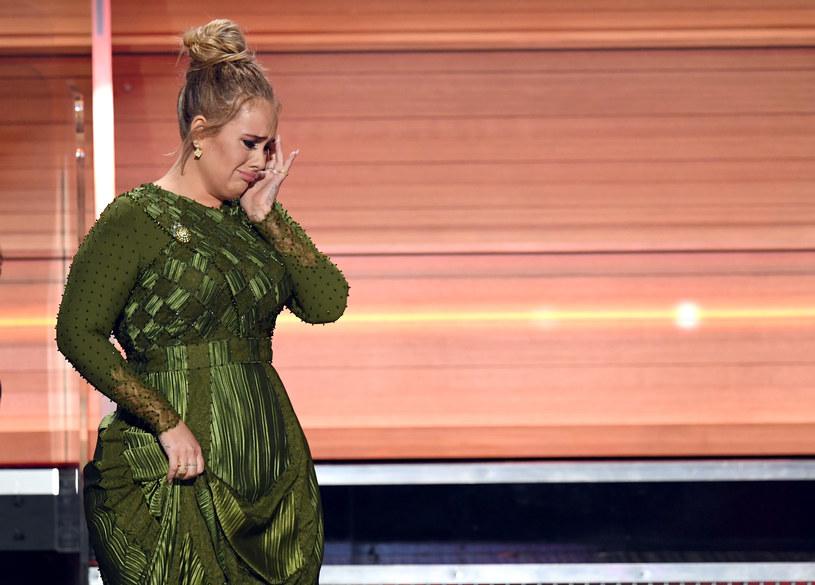 Zachwyt nad odchudzoną Adele przybrał postać obsesji na punkcie stosowanej przez nią diety sirtfood /Kevin Winter /Getty Images