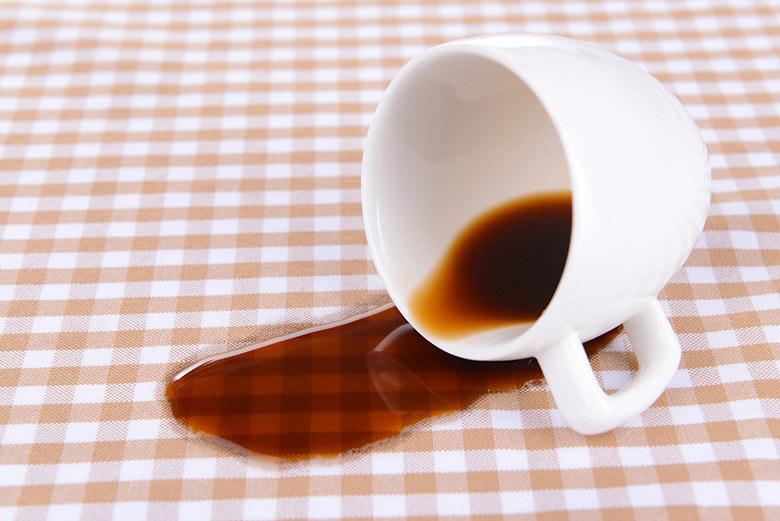 Zacieki po herbacie /© Photogenica
