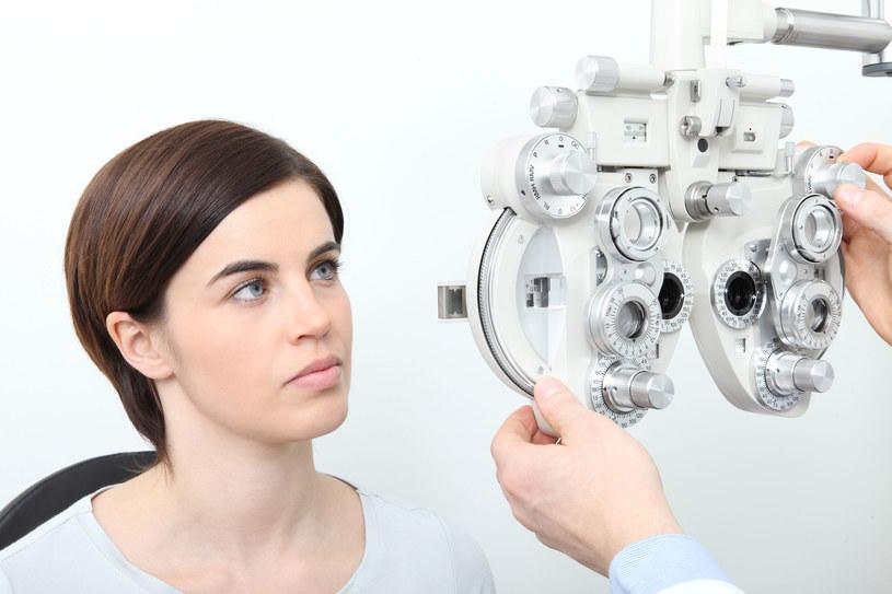 Zaćma jest jedną z głównych przyczyn pogorszenia lub utraty wzroku! /123RF/PICSEL