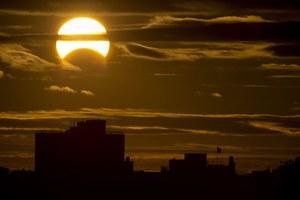 Zaćmienie Słońca 2015 nad Polską już w piątek