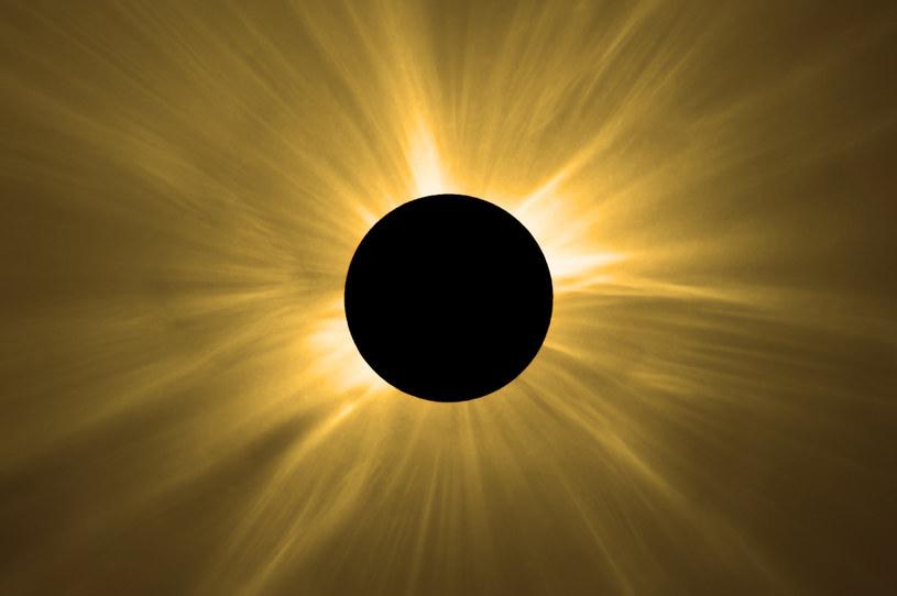 Zaćmienie Słońca / allexxandar /123RF/PICSEL