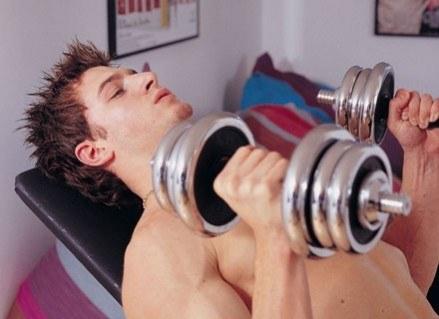 Zacząłem chodzić na siłownię, ale i to przestało mi sprawiać przyjemność /ThetaXstock