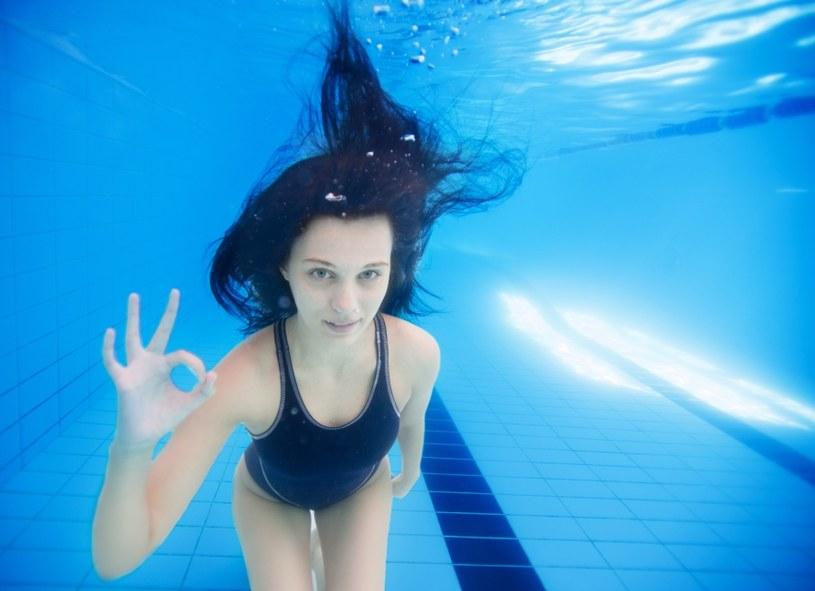 Zacznij od oswajania się z wodą /©123RF/PICSEL