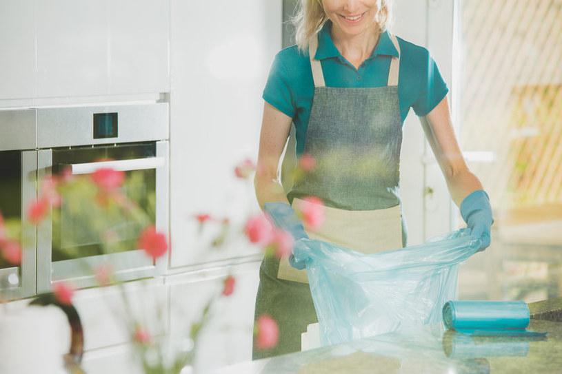 Zacznij od wyrzucenia śmieci /©123RF/PICSEL