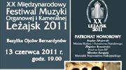 Zaczyna się leżajski festiwal organowy