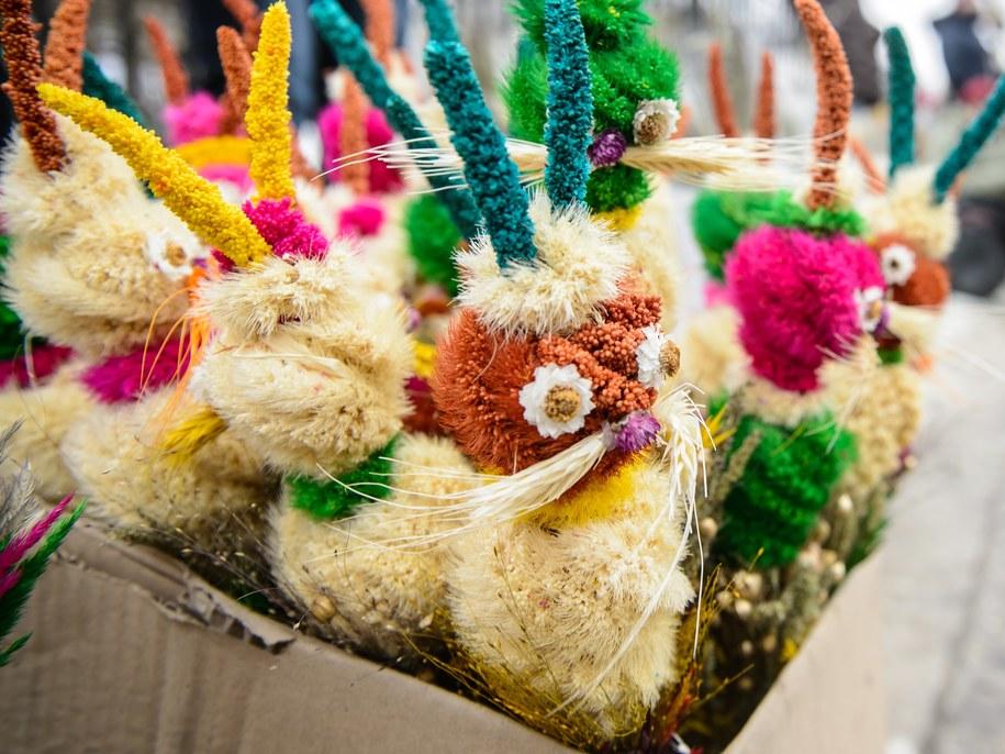 Zaczynający się w Niedzielę Palmową Wielki Tydzień jest ostatnim przed Wielkanocą /Wojciech Pacewicz /PAP