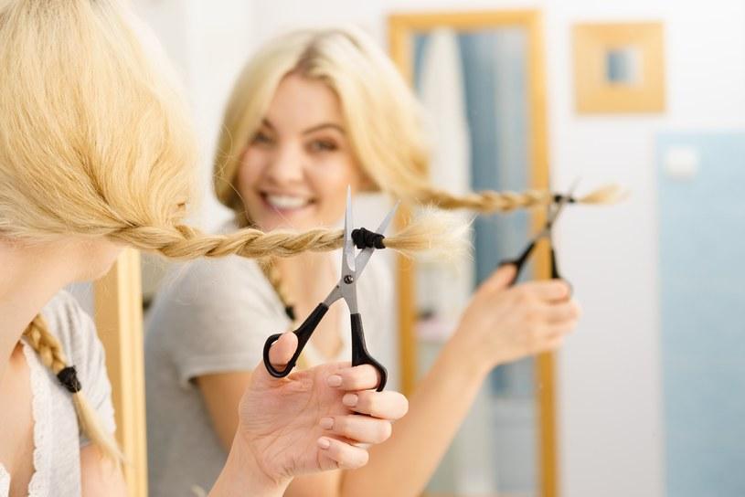 Zaczynasz nowy etap w swoim życiu?  Zmień fryzurę, będzie ci łatwiej podjąć nowe wyzwania /123RF/PICSEL