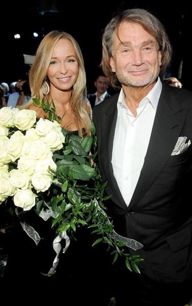 Joanna Przetakiewicz i Jan Kulczyk