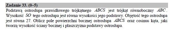 Zadanie 33 /INTERIA.PL