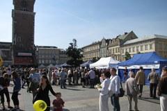 Zadbaj o serce na krakowskim Rynku
