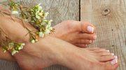 Zadbaj o stopy, zanim je odsłonisz