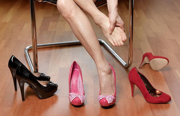 Zadbaj o stopy /© Photogenica