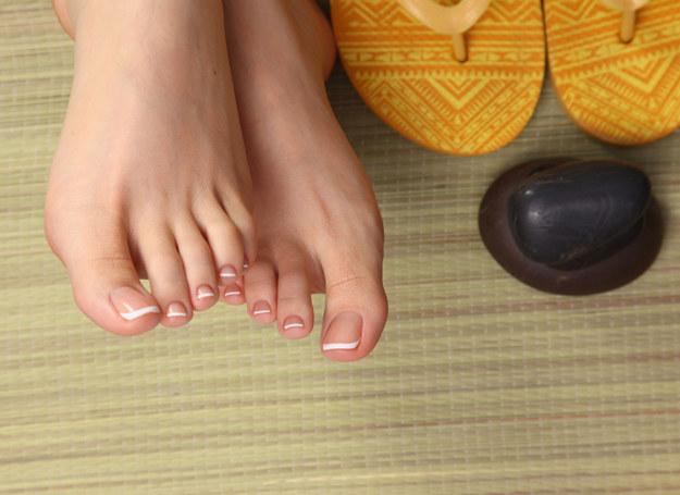 Zadbane stopy to nie tylko kwestia urody, ale i zdrowia /123RF/PICSEL