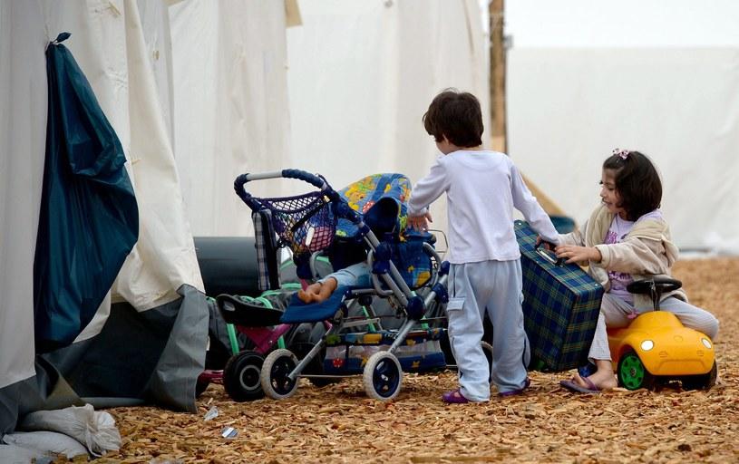 """""""Żaden kraj nie poradzi sobie z uchodźcami samodzielnie"""" /PAP/EPA"""