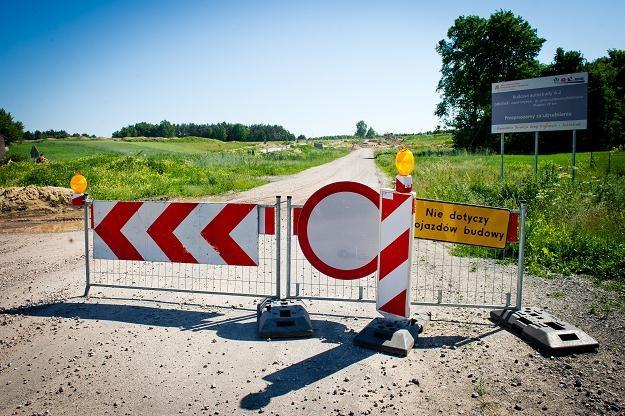Żadna autostrada nie będzie gotowa w całości /PAP