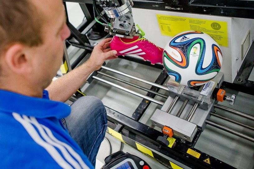 Żadna piłka nie została tak dokładnie przetestowana, jak Brazuca /Adidas /materiały prasowe