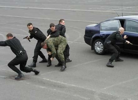 Żadnarmeria ma własne oddziały specjalne/fot. DPI MON /