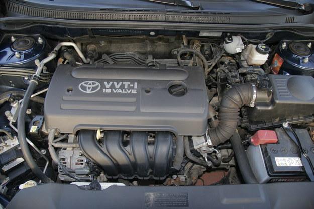 Żadnego zużycia oleju – to zasługa ścisłego trzymania się wymiany co 15 tys. km. Używano oleju syntetycznego. /Motor