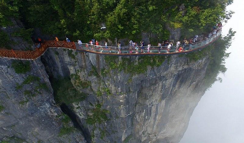 Żądni wrażeń turyści powinni być zadowoleni /Getty Images