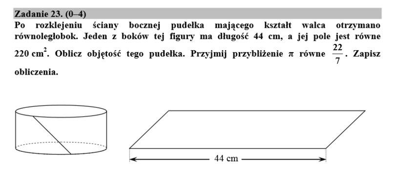 Zadnie 23. egzmain gimnazjalny 2015 /INTERIA.PL