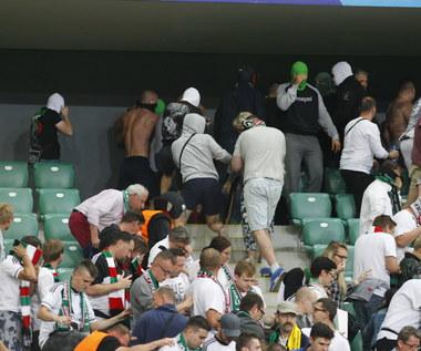 Zadyma na Legia - Borussia. 15 osób zostało ukaranych zakazami stadionowymi
