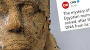 Zagadka mumii sprzed 4 tysięcy lat rozwiązana