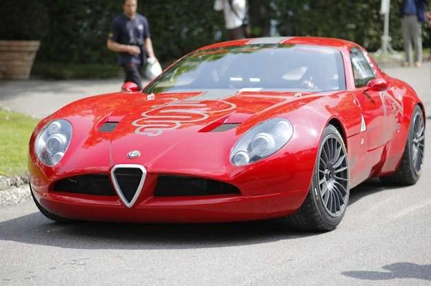 Zagato, Alfa Romeo TZ3 Corsa /