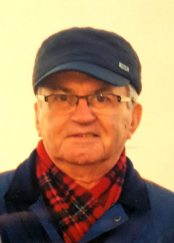 Zaginął były prezydent Elbląga Henryk Słonina /elblag.policja.gov.pl /