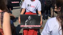 Zaginął dziennikarz Olivier Dubois. W Paryżu manifestacja solidarności