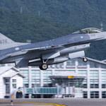 Zaginął tajwański myśliwiec F-16. Trwają poszukiwania
