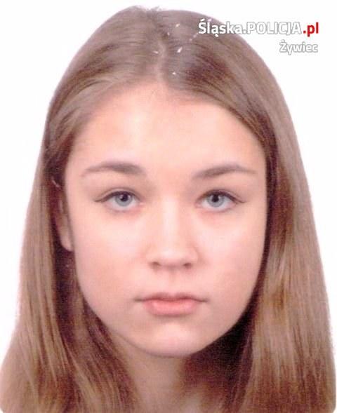 Zaginęła 15-letnia Paulina Ziemska /zywiec.slaska.policja.gov.pl /