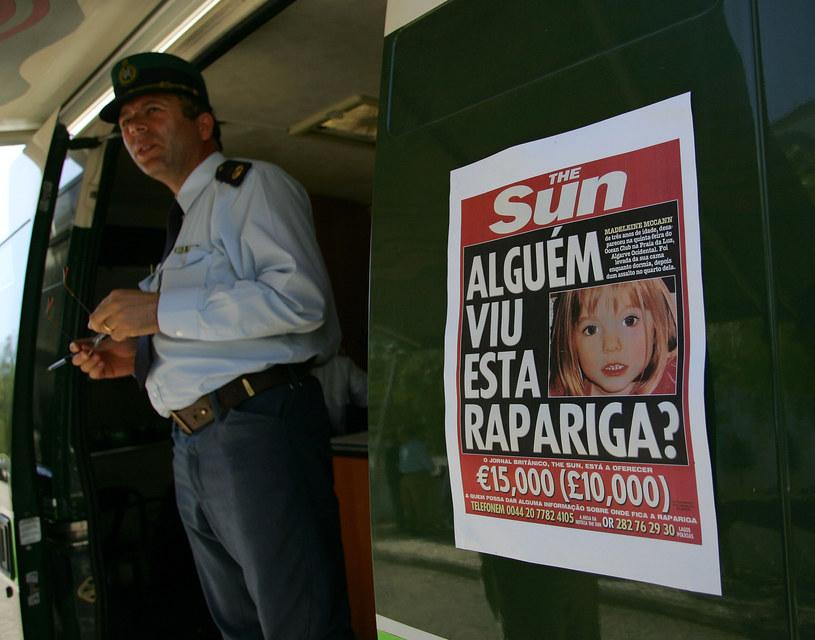 Zaginięciem Madeleine McCann interesowały się media z całego świata. /Getty Images