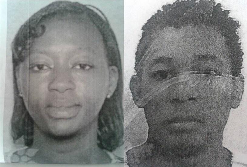 Zaginieni: JAMINATU JANET KAJUE i JEAN NOEL PETERA RASAMIMANANTSOA /Policja