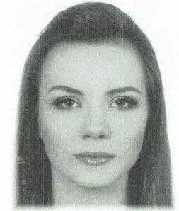 Zaginiona 19-latka Paulina Młostoń /Policja