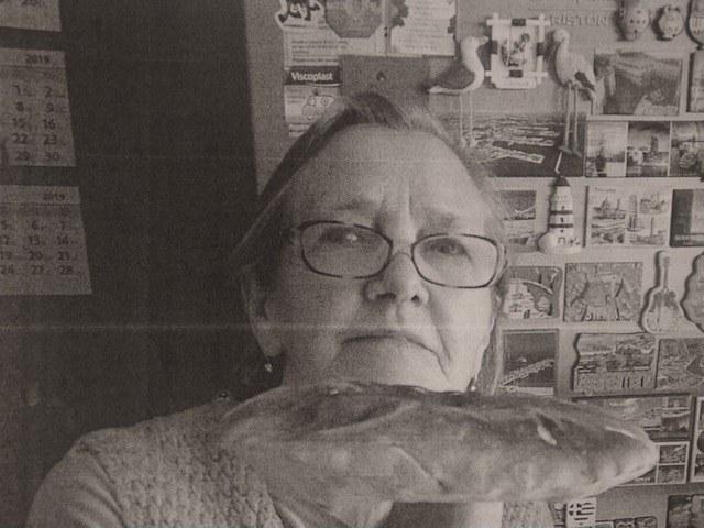 Zaginiona 73-letnia Maria Leśniak /KMP w Gdyni /Policja