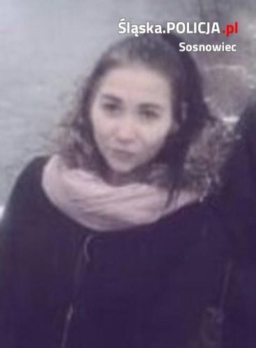 Zaginiona Amelia Kuban /Policja