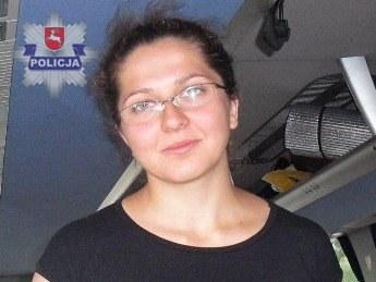 Zaginiona Anna Dziewulska /policja.gov /Policja