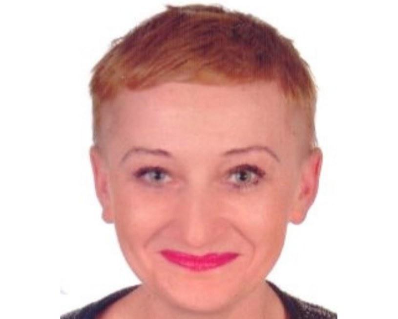 Zaginiona Jolanta Staniak (Źródło: KMP Zamość) /Policja